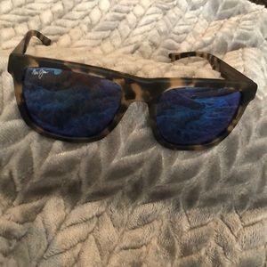 Men's Talk Story Maui Jim sunglasses